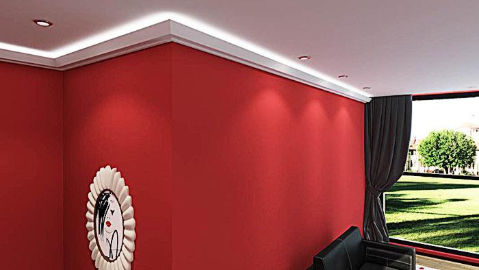 Listwy oświetleniowe sufitowe - Listwy LED
