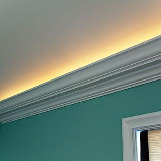 Oświetlenie sufitowe LED