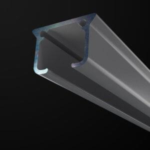 karnisze szyny sufitowe aluminiowe